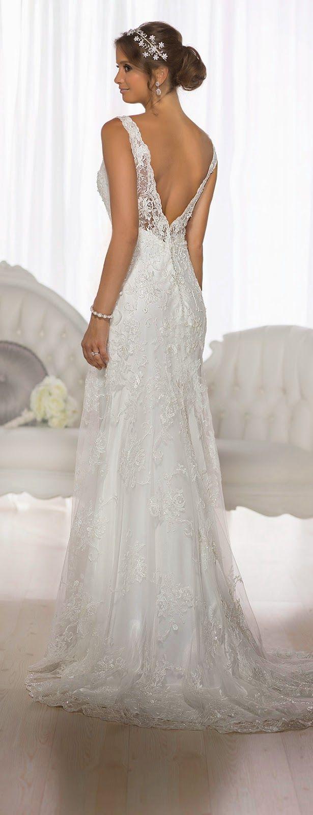 35 best Brautkleider images on Pinterest | Hochzeitskleider ...