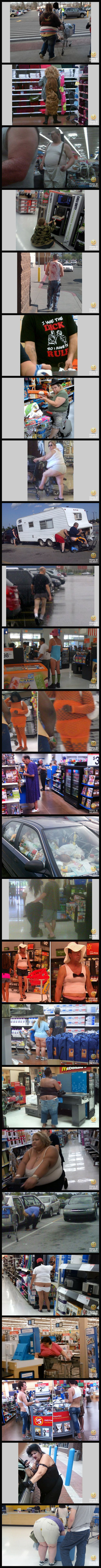 25 of the worst or possibly the best People of Walmart pictures. | Real Funny