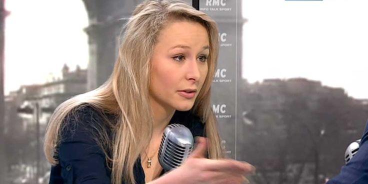 Marion Maréchal-Le Pen a accouché !