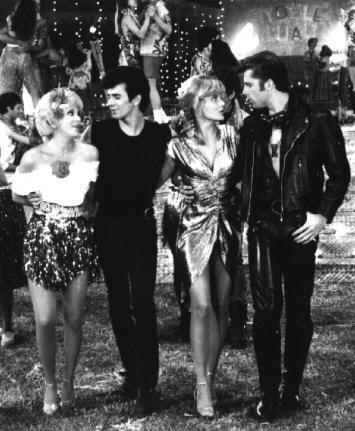 Grease 2, film, 1980s, 80s, 1982, michelle pfeiffer, Maxwell Caulfield