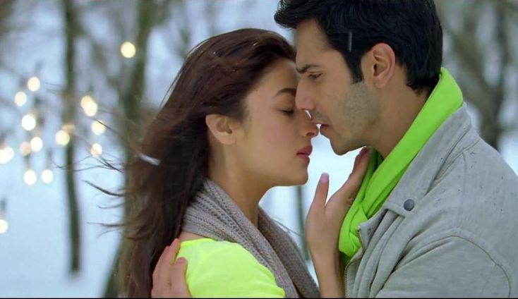 Varun Dhawan and Alia Bhatt Romantic HD Wallpapers