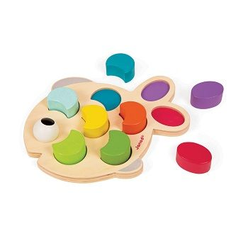 Fish Puzzle $39.95 #toys #kids #sweetcreations #babies #toddlers #puzzles #games #educational