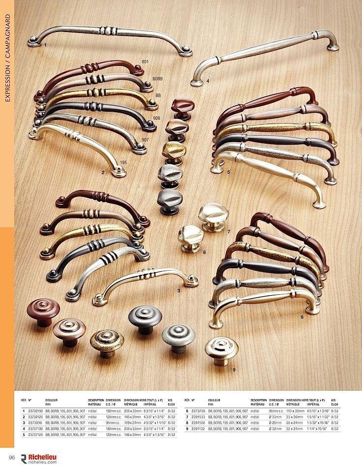 Catalogue - Collection - page 96 - Quincaillerie Richelieu