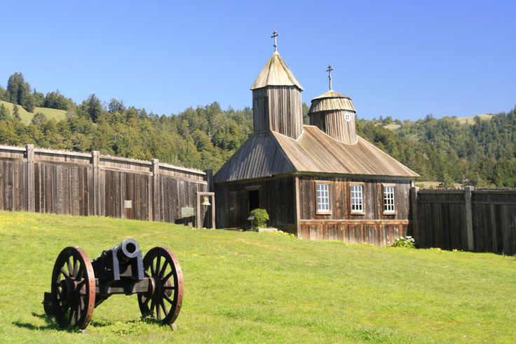 Russian Settlement In Northern California 85