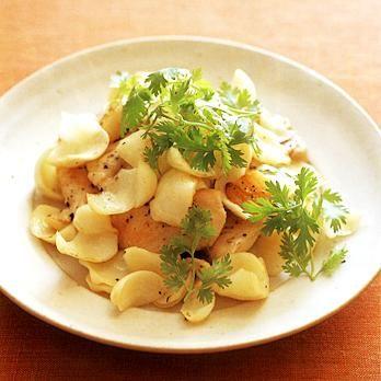 ゆり根ととり肉のガーリック炒め by石澤清美さんの料理レシピ - レタスクラブニュース