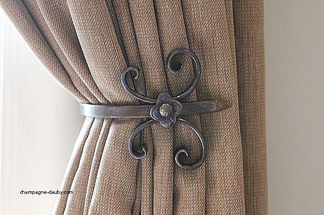 Tie Up Curtains Window Treatments Luxury Custom Holdbacks