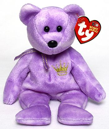 Yours Truly - Bear - Ty Beanie Babies
