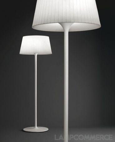 Vibia Plis floor lamp outdoor Lights & Lamps - LampCommerce