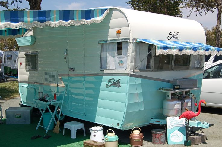 Window awnings for those without rockguards - Question?? | Vintage Trailer Talk