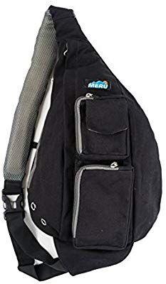 7cb27ccc07f4 Amazon.com  Meru – Small Backpack - Cross Body Bag