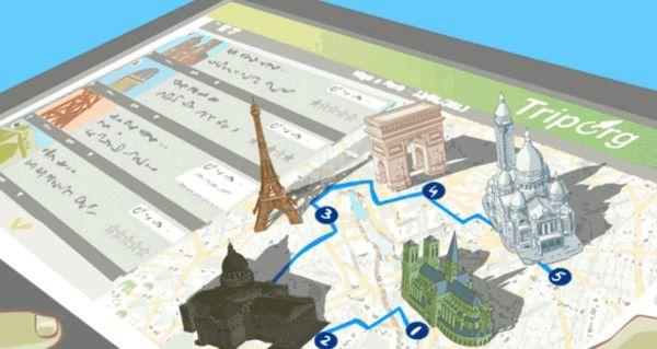 Nueva versión web y móvil de triporg, el sistema de recomendación de puntos turísticos