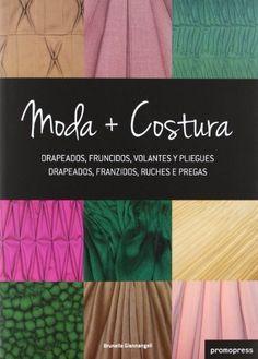 Moda + costura - drapeados, fruncidos, volantes y pliegues free