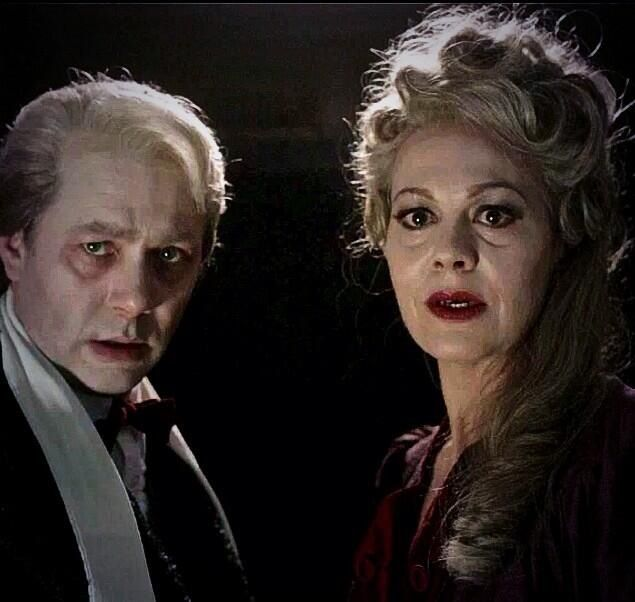 Reece Shearsmith and Helen McCrory in Inside No.9 -- on BBC 2 in 2014