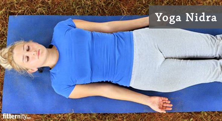 Yoga Nidra Or Yogic Sleep Is An Ancient Practice Which Little Known To