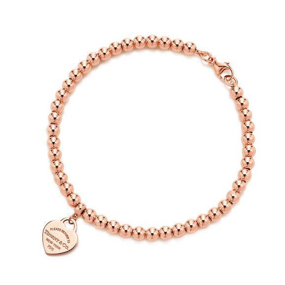 25 Best Ideas About Tiffany Bead Bracelet On Pinterest
