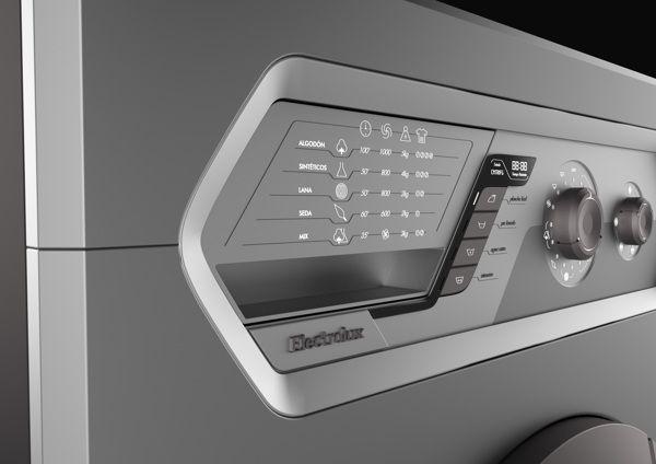 Concepto Lavadora WM - Diseño Industrial