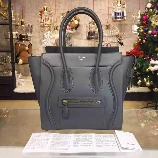 Top Celine Luggage Tote Micro 26cm Uk 226 00