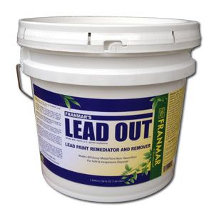 LEAD Out: For all those layers of paint that I want to remove