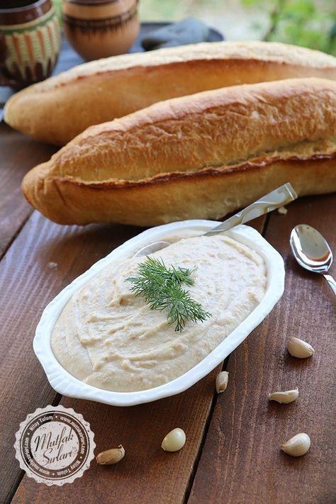 Tarator Sos (Bayat Ekmekten) nasıl yapılır ?  Tarifin püf noktaları, binlerce yemek tarifi ve daha fazlası...