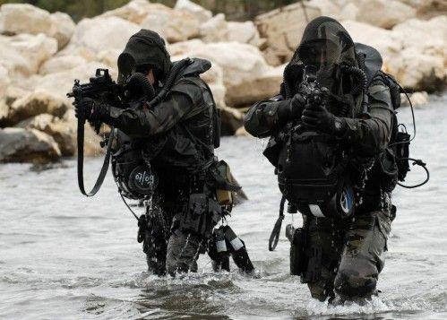 En cette veille de défilé militaire il est juste d'évoquer l'élite des Forces Spéciales Françaises, le Commando Hubert. Basé dans le port du Canier sur la presqu'île de Saint-Mandrier (Var), le Commando d'Action Sous-Marine (CASM) Hubert est spécialisé...