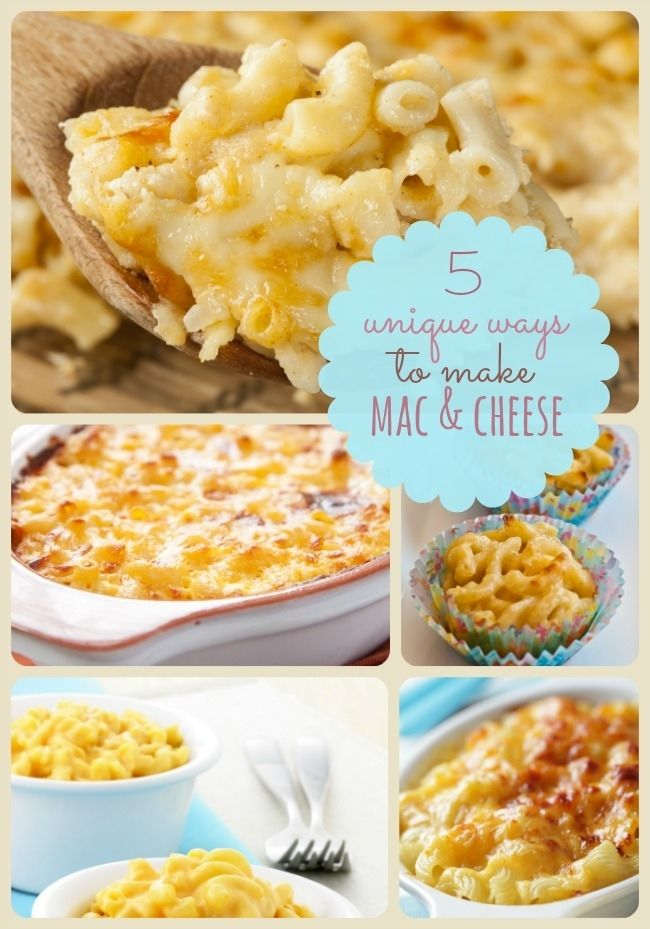Thanksgiving Food Ideas: 5 Mac and Cheese Side Dishes - Blog - Spaceships and Laser Beams
