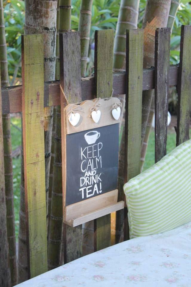 Keep calm and drink tea ☕