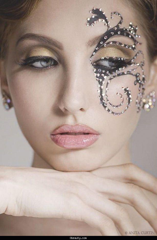 makeup fantasy face - Buscar con Google