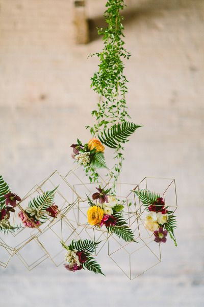 17 best images about geometric wedding on pinterest