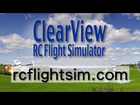 RC Flight Simulator app