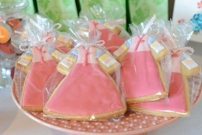 Pink & Green Dol Party Decorations | Little Lotus Party