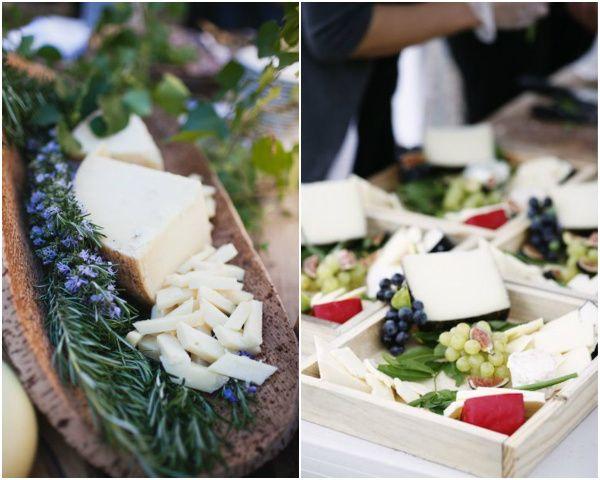 Сырный стол — альтернатива сладкому