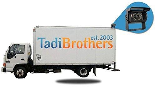 Tadibrothers Box Truck Backup Camera System Backup Camera System Backup Camera Box Camera