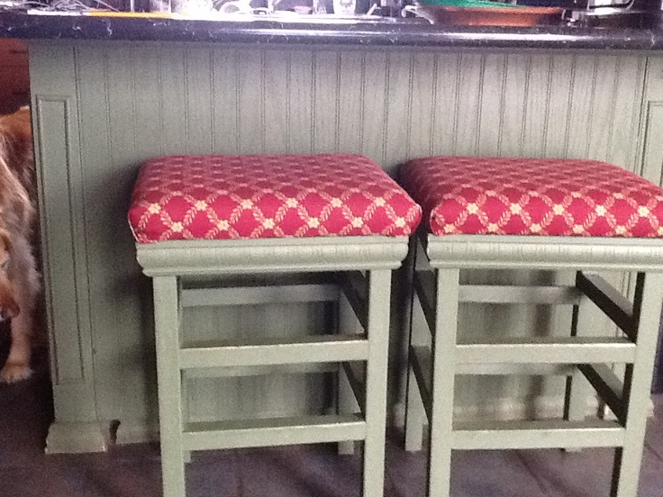 Homemade Bar Stools For Kitchen Island