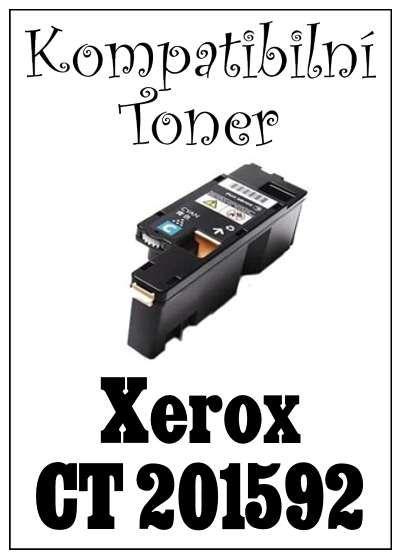 Kompatibilní toner Xerox  CT 201592 za bezva cenu 1273 Kč