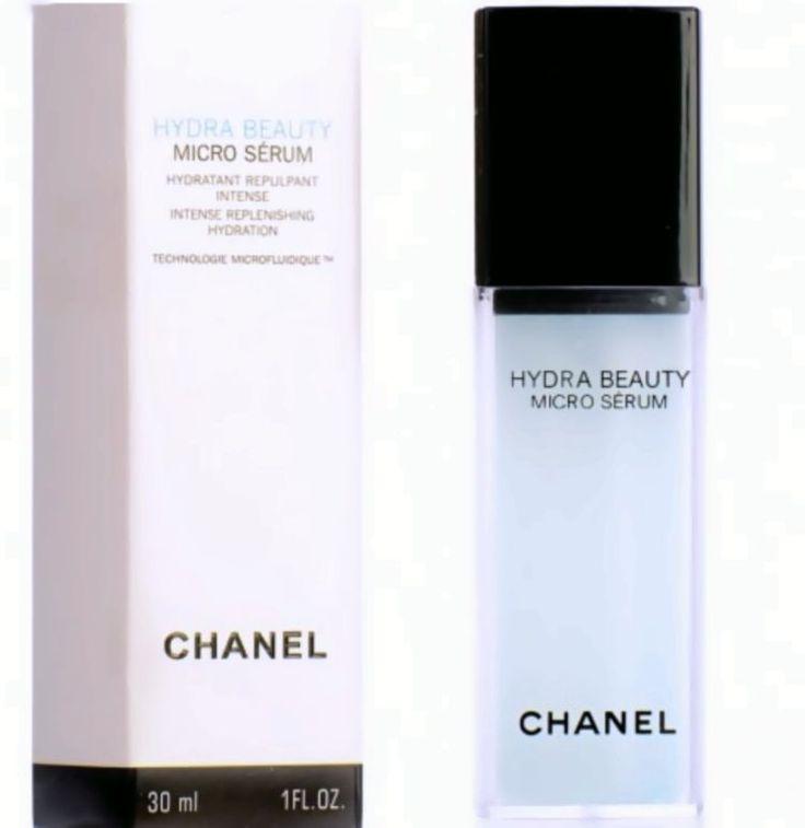 Chanel Hydra Beauty Micro Serum Intense Replenishing Hydration 1 FL. OZ./ 30 ml