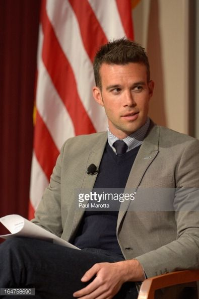Jon Favreau, Former Director of Speechwriting for President Barack Obama at The John F. Kennedy School Of Government's 'The Language and Legacy of Presidential Speechwriting' on March 27, 2013 in...