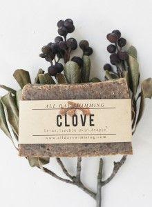 정향 천연비누 / Clove soap