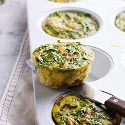 Muffin-Tin Quiches with Smoked Cheddar & Potato - EatingWell.com