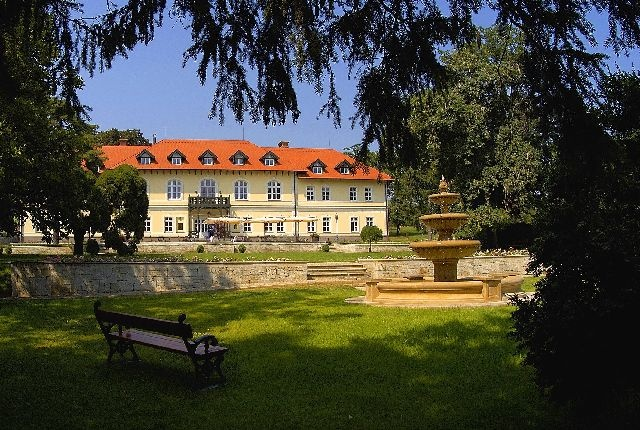 Count Degenfeld Palace Hotel and Vineyard in Tokaj Hungary