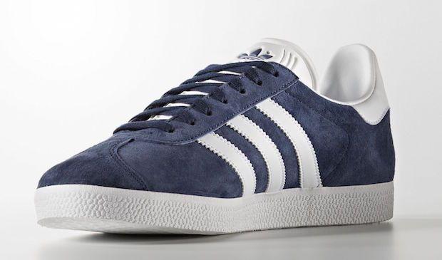 adidas gazelle 2017 homme bleue marine