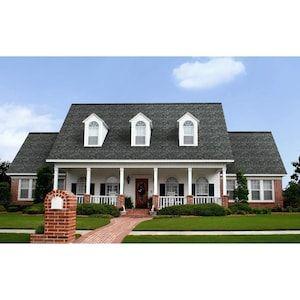 Best Owens Corning Oakridge 32 8 Sq Ft Estate Gray Laminated 400 x 300