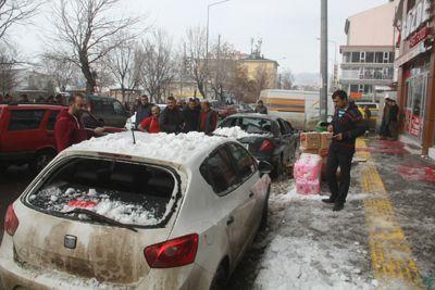 **BUZLAR ÇÖZÜLÜNCE.. Ardahan'dan Günün En son Haberleri İçin Bizi Takip Etmeye Devam Edin www.kuzeyanadolugazetesi.com