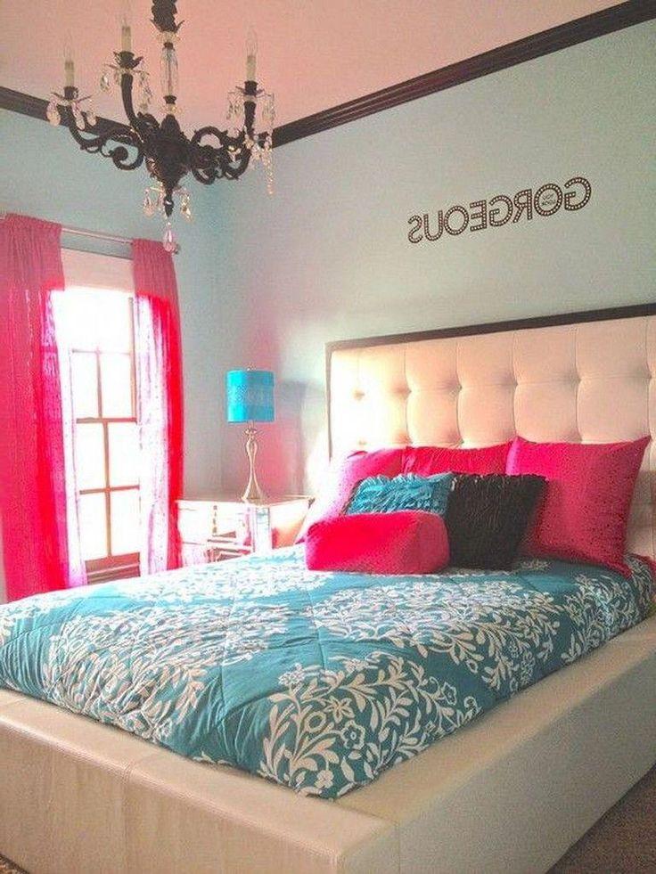 30+ Classy Teenage Bedroom Decorating Ideas #bedroomdecor ... on Classy Teenage Room Decor  id=25819