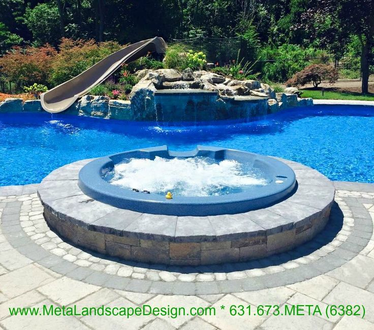 17 best images about hot tubs outdoor leisure areas on for Pool design long island
