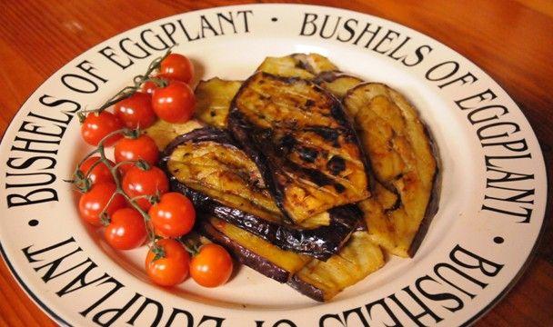 Cajun Aubergine Steaks : Food : The Home Channel