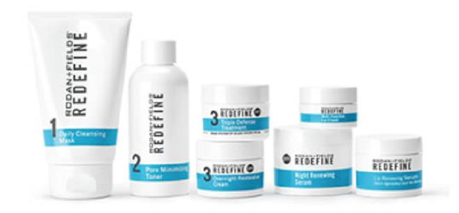 Rodan and Fields REDEFINE Age Assault Brand New!!