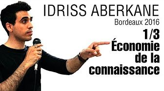 Idriss Aberkane - Bordeaux 2016 - 2/3 - Biomimétisme - YouTube