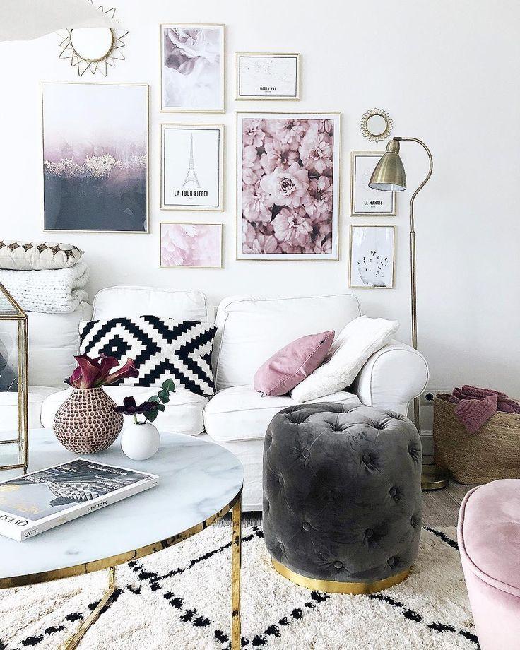 74 besten Beistelltische Bilder auf Pinterest  Bilderwand Deko skandinavisch und Egal