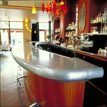 The 29 best Bars zincs, comptoirs ,countertops , images on Pinterest ...