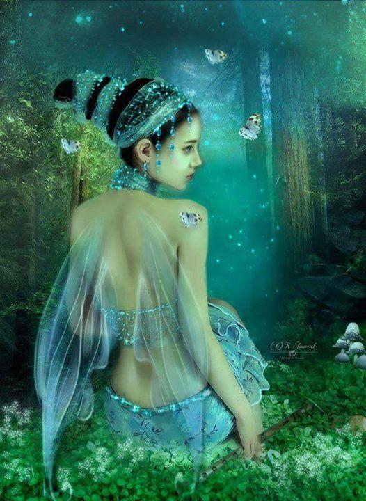 Exotic fairy